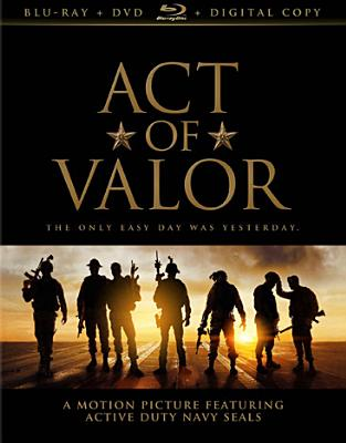ACT OF VALOR BY ASEFA,ALEXANDER (Blu-Ray)